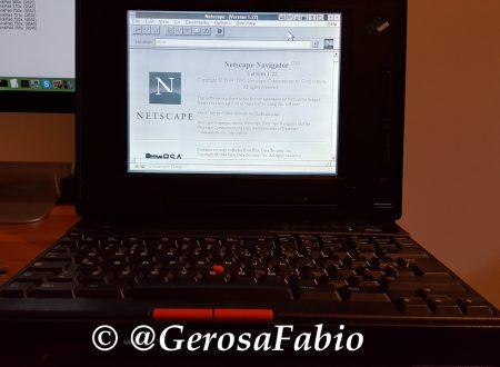 IBM ThinkPad 360x – 19xx