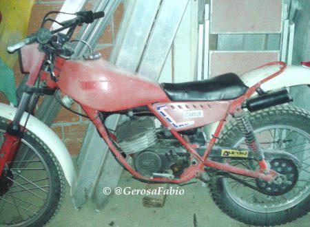 FANTIC MOTOR Trial 50 – 1979